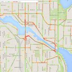 Increased traffic congestion on Leary Way and Nickerson St to the Fremont Bridge due to Ballard Bridge malfunction. http://t.co/w4CsF1mwyV