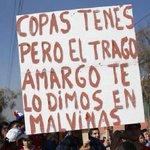La traicion me avergüenza, vos la festejas...que distintos somos...vamos argentinaaaa carajooo #chilenostraidores http://t.co/TumBSNaJcw