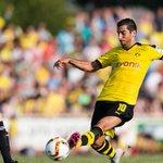 Fünf Tore und drei Mal Aluminium: BVB startet mit 5:0-Sieg #rhedebvb http://t.co/9pHeOq5E42 http://t.co/GLPdDYiDEN