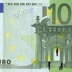 Artista griego utiliza billetes de euro para representar la crisis http://t.co/9fOK36SrNX via @P_Alternativo_ http://t.co/UxZSplTRg2