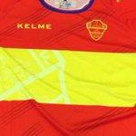 La segunda camiseta del Elche tendrá los colores de España http://t.co/y0M7EfsdpD http://t.co/RPZ09JEdmN