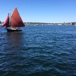 South Lake Union Wooden Boat Festival! ☀️⛵️???????? #Seattle #4thofJuly http://t.co/yZC2CZn4Lm