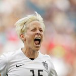 Happy birthday to #USAs Megan Rapinoe (@mPinoe)! You planned this, didnt you? #FIFAWWCFinal #USAJPN #USWNT http://t.co/BaS0gZhMWh