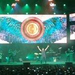 Llega el final del segundo concierto de @pabloalboran en la plaza de toros de Valencia #VIVELA #TourTerralValencia http://t.co/nllY3SwgS2