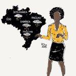 O racismo é uma ferida que precisa ser curada, a língua é cumprida e a mente atrofiada. #SomosTodosMajuCoutinho http://t.co/fnK6ZvjHsx