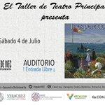 """A las 19:00 h nos vemos en @SedeIVEC para la obra """"Inesperado amor"""" #teatro para adolescentes y adultos #Veracruz http://t.co/jIYtHDm1J2"""