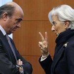 El Eurogrupo intentó bloquear el informe del FMI que pedía una quita de la deuda griega http://t.co/RDTxGZUWB6 #OXI http://t.co/UtZndca7AR