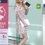 少女時代 テヨン、SMTOWNコンサートのため日本へ(4日、金浦空港) http://t.co/ECHXVevo2s