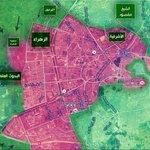 #خريطة مناطق السيطرة في #حلب حتى الساعة ١١ ليلاً. (3) (7) (2015) #سورية #فتح_حلب #غرفة_عمليات_أنصار_الشريعة http://t.co/RPabkN6vGA