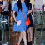 少女時代 ティファニー、SMTOWNコンサートのため日本へ(4日、金浦空港) http://t.co/BLiSHkW59o