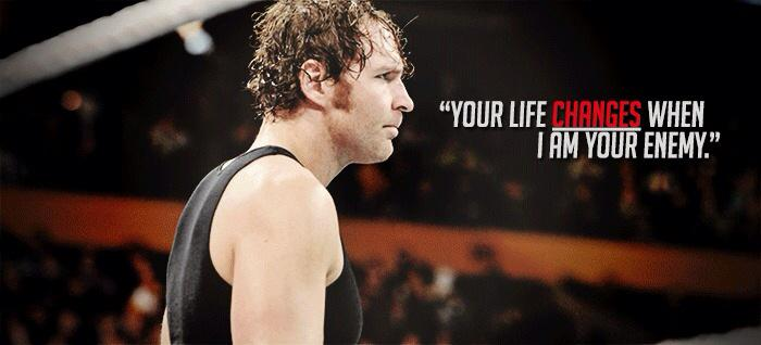 I'll support 100% until the end. Win, lose, or draw I'll be on his side. #NationalAmbroseDay #DeanAmbrose http://t.co/fDQJHu5B9G