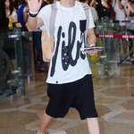 Super Junior イトゥク、SMTOWNコンサートのため日本へ(4日、金浦空港)3 http://t.co/AwPwPwymIF