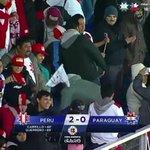 Perú lift the bronze//Perú se deja el bronce. #beINCopaAmérica #Chile2015 #PER vs #PAR http://t.co/kL1YRfEfYz