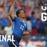 FULL-TIME! #USMNT downs Guatemala 4-0 in final match before #GoldCup2015! #USAvGUA http://t.co/J0y3mppfoG
