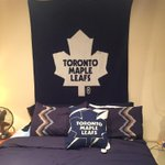 For anyone who didnt believe I actually had @MapleLeafs stuff in my room prior to the draft... http://t.co/suMrBFKiD2