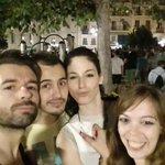 Chichi de pez. Nos vamos a Cuenca. Chicho de pez. #Orgullo2015 @dani_xelcox @bita_arte @xAfrikax ❤???????????????? http://t.co/XigYLO4zY3