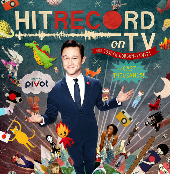 RT @hitRECord: Only 30 more minutes to go! Set your dials to @pivot for a new episode of #HITRECORDonTV http://t.co/QV9X2wTS7Z