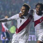 Perú se pone otra medalla ▶ http://t.co/VSzJY6oAiv El #PER 2-0 #PAR por @DelfinMelero #Chile2015 http://t.co/slOGoMTFiM