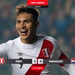 Perú remató una gran #CopaAméricaPlus con el tercer puesto. Ver RESUMEN: http://t.co/OM3azY0isX http://t.co/2IZeR0AzPs