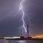 @SkyNews Some amazing lightning pics I took from Blackpool this morning http://t.co/PjvbrWoPW4