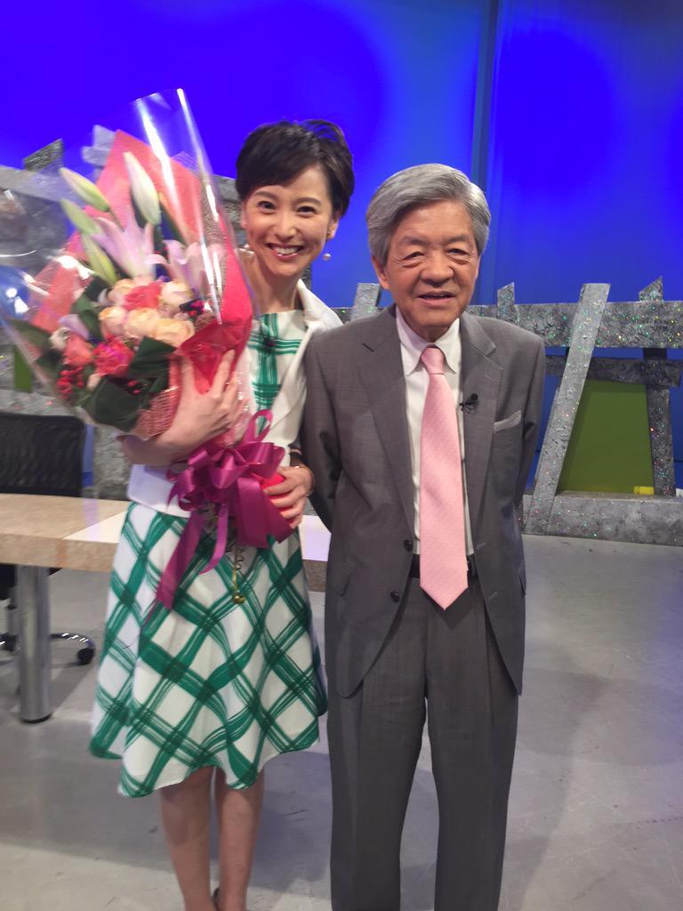 今週で #gekiron を卒業します。「朝まで生テレビ!」 @asamadetv を引き続き担当しながら、政治部で一から学びます。田原さん @namatahara 、番組をご覧頂いた皆様、本当にどうも有難うございました。(村上祐子) http://t.co/zDUyQI6xVv