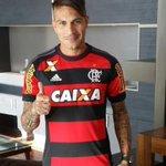 Guerrero será apresentado terça-feira no Flamengo. http://t.co/252NaHS3mz http://t.co/nY6TB2Ccn4