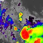 ADVERTENCIA por fuertes tormentas esta noche-madrugada en zonas costeras #Coatzacoalcos Puerto de #Veracruz http://t.co/SNQFhQFb16