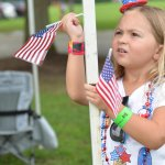 Young @NCNationalGuard patriot decorates NC #Nationalguard display for #IndependenceDay celebration http://t.co/eeVcuyiHLo