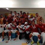 "Gracias chicos por el resultado, grande capitán @pizarrinha! Kausachun Peru!!"" http://t.co/23IVDmBcTw"""