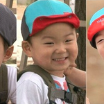 """""""@soompi: #SongTriplets Are All Smiles at Mud Flat on """"#SupermanReturns"""" http://t.co/7n5cE4BBna http://t.co/kdWnYC1Mmy"""""""