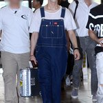 SHINee キー、SMTOWNコンサートのため日本へ(4日、金浦空港)2 http://t.co/kZyrHllGbb