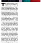 RT @karthi118kk: Cine Stars don the latest trends @shriya1109 @priyamani6 @shamna_kasim --> http://t.co/qccLaeHjPe
