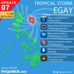 11 AM UPDATE: #EgayPH http://t.co/RCAIc3nUNv http://t.co/S4aaSFAjhC