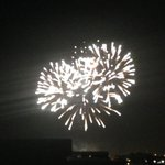 Thanks to @CityOfArlington for a beautiful fireworks display - lights over Arlington @utarlington http://t.co/TqDGlJTRm5