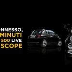 #Nuova500 è arrivata. Tra pochi minuti scopriamo tutto dei suoi interni live su #Periscope dal #500Day. http://t.co/Xf03UmMV4b