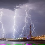 Incredible picture of Blackpool last night, captured by @Stephencheatley http://t.co/3TtP7WNjJu