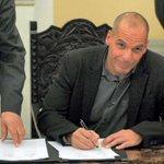 "Varoufakis: ""Creditori terroristi"" - Ministro alla vigilia del referendum #YanisVaroufakis http://t.co/6MnyYUVmqS http://t.co/UZGyQTLxUi"