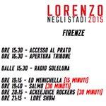 Firenze!  #lorenzoneglistadi2015 http://t.co/xbOGfHm57M