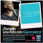Nos vemos el 8 de Julio!! #PlazaNorte http://t.co/HcGcqpJYtI