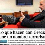 Buenos días. Varoufakis lo tiene claro. Van a ser 48 horas que harán/romperán la Unión Europea http://t.co/LlpvgJ4Fwj