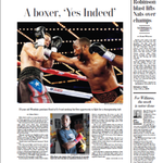 Mike @YesIndeed_Reed leads Sports on the #FourthofJuly. Pick up the @washingtonpost! #America #boxing http://t.co/spPvpht1Ok