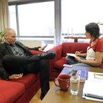 Entrevista a Varufakis de @IreneHVelasco: Lo que hacen con Grecia tiene un nombre: terrorismo http://t.co/uOogIAuGJd http://t.co/2TSFcrYgah