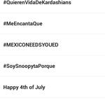 """@vane_snoopyta1: @_snuppy08 Es tendencia #SoySnoopytaPorque 👏👏👏👏💪❤ http://t.co/xmmJIesFuV"" @_snuppy08"