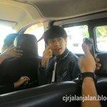 """@CJRisCJR: Di perjalanan ke rmh @TeukuRyz , becandaan di dlm mobil bareng @adhi_prasetya ,hahaha keceriaan hari ini http://t.co/QyBottuL77"""