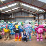 Baa Baa #Bristol have you any wool? RT @bbcrb: Its @shaun_inthecity! Dont they look great? http://t.co/GpCWtjyGwP http://t.co/62uGLxyh15