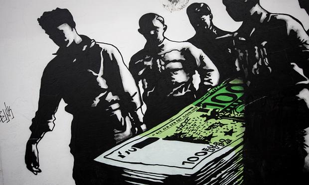 #Greece's anti-austerity murals: #streetart expresses a nation's frustration | @guardian http://t.co/0RobHfF73U http://t.co/UoX8Hn3W6X