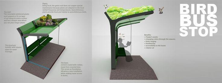 Mooi bedacht, meer #duurzaamheid terwijl u wacht.... @milieucentrum @BabsMouton @DGBCnl @DeGroeneStad #groenedaken http://t.co/8o7KPvYM2O