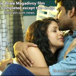 RT @idlebraindotcom: Bhale Bhale Magadivoy film Shooting Completed except two songs http://t.co/6ZZXPTbQ3V