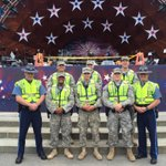 MSP teams up with many agencies at the #Esplanade, including @TheNationsFirst. #IndependenceDay http://t.co/HY79HXWRr9