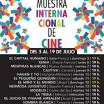 #CdVictoria mañana 5 de julio iniciamos la esperada #58MIC de la @CinetecaMexico #EntradaLibre @ITCA_ #Tamaulipas http://t.co/yw0nv9Mbki